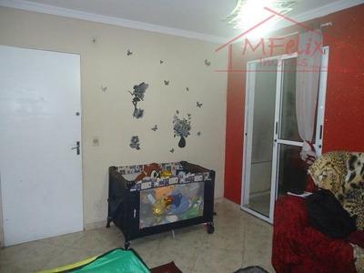Apartamento Residencial À Venda, Jardim Angélica, Guarulhos. - Ap0644