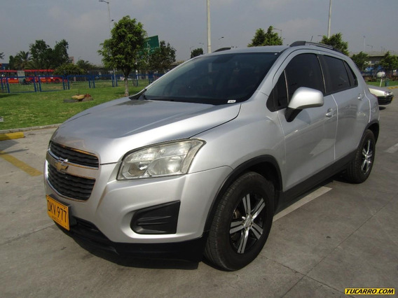 Chevrolet Tracker Ls Mt Unico Dueño Full Equipo