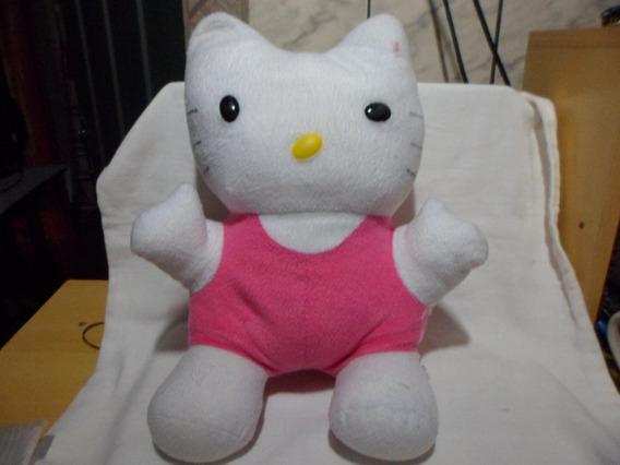 Pelucia Hello Kitty Usada 30 Cm