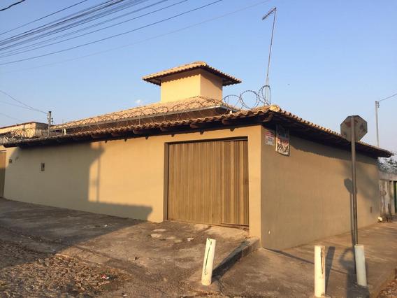 Casa No Bairro Parque Jardim Com Ótimo Preço - 623