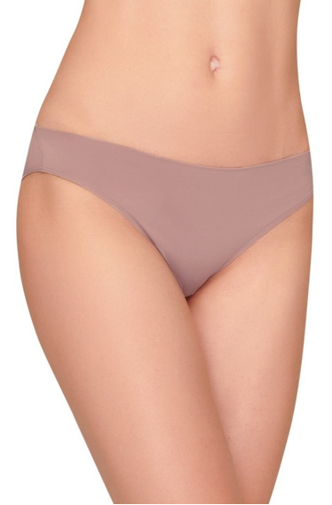 Bikini Dama Ilusion 1410 Sexy Comodo Doble Tela Microfibra