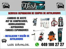 Instalacion Y Mantenimiento De Autolavados.