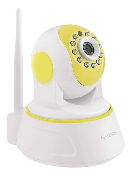 Cámara Hd Baby Monitor Wifi Remoto Robotizado Steren