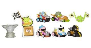 Angry Birds Go! Autos Telepods Multipack Hasbro Original