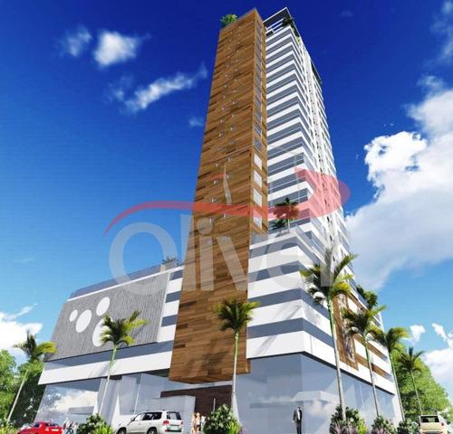 Imagem 1 de 1 de Edifício Barcelona Garden Residence, Apartamento 3 Suites, 4 Vagas De Garagem, Centro, Balneário Camboriú, Santa Catarina - Ap00621 - 33370495