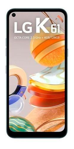 LG K61 128 GB titanio 4 GB RAM