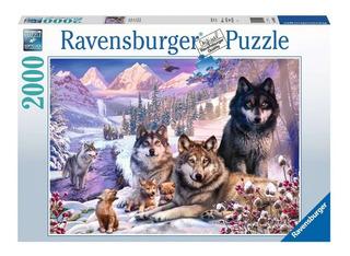 Rompecabezas Ravensburger 2000 Pzs. Varios