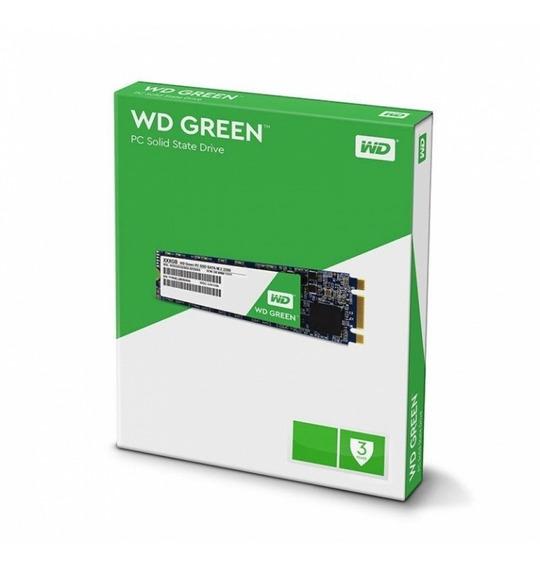 Hd M.2 Wd Green 2280 120gb 545mb/s Wds120g2g0b