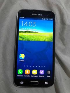 Samsung S5 Com Defeito.