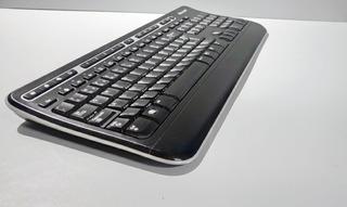 Teclado Com Mouse Microsoft Wireless Keyboard 1000 - Abnt2