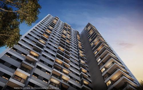 Imagem 1 de 29 de Apartamento À Venda No Bairro Socorro - São Paulo/sp - O-17537-28722