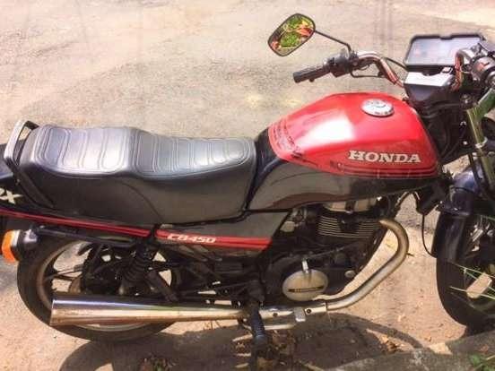 Honda Cb 450 Dx Original