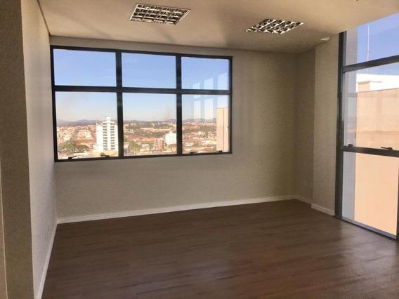 Sala Para Alugar, 31 M² Por R$ 1.250/mês - Centro - São José Dos Pinhais/pr - Sa0103