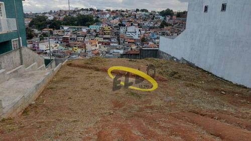 Imagem 1 de 20 de Terreno À Venda, 262 M² Por R$ 225.000,00 - Vila D'este - Cotia/sp - Te0917