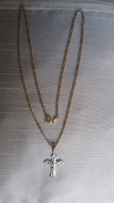 Cordao Corrente Banhada Ouro 18k 70cm
