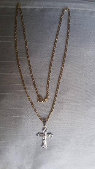 Lindo Cordao Corrente Banhada Ouro 18k 70cm