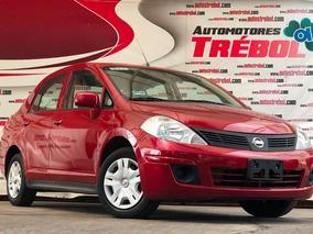 Nissan Tiida 1.8 Sense Sedan Mt 2014 Excelente Estado.