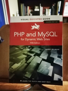 Libro Php And Mysql For Dynamic Web Sites Fifth Edition
