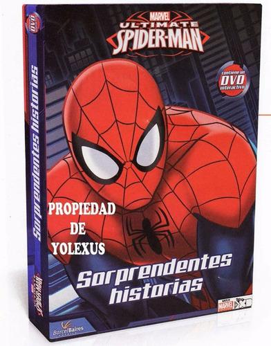 Marvel Cuentos Del Hombre Araña(spiderman)