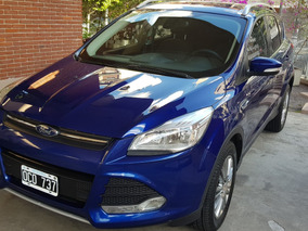 Ford Kuga 1.6 Sel 6mt Fwd T 150 Cv - Año 2014