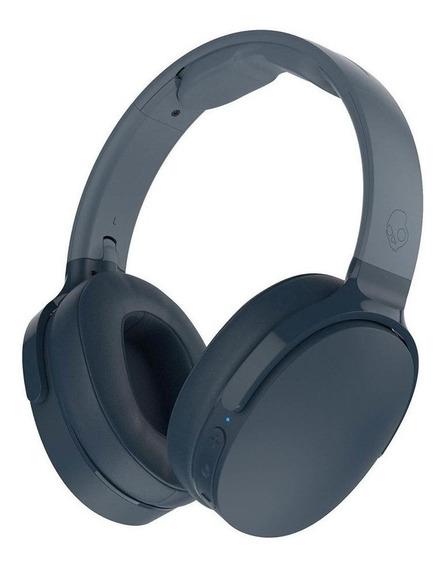 Fone de ouvido sem fio Skullcandy Hesh 3 blue