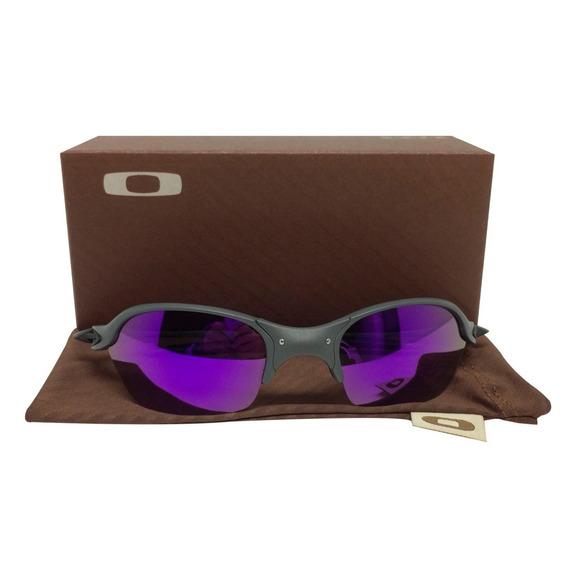 Óculos Oakley Romeo2 Xmetal Roxo Oferta