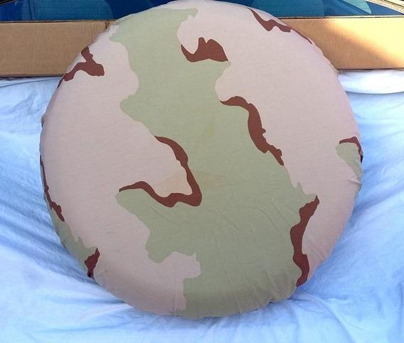 Cubre Mochila /rueda En Desert 3 Colores