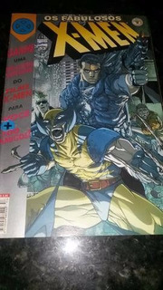Hq - Os Fabulosos X - Men Nº 53. Registro Módico Frete 7,00