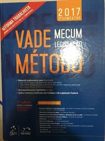 Vade Mecum Metodo - Legislaçao 2 Sem 2017