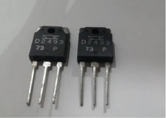 Transistor 2sd2493 - 2sd 2493 Original