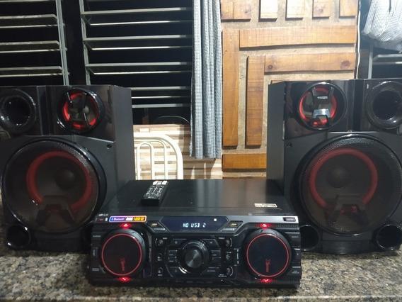 Som Mini System Lg Xboom 1800w Rms