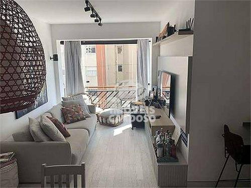 Apartamento Com 3 Dormitórios À Venda, 95 M² Por R$ 1.065.000 - Vila Leopoldina - São Paulo/sp - Ap18565