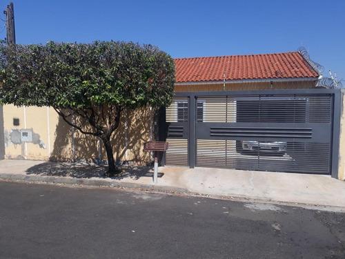 Casa 2 Dormitórios Para Venda Em São José Do Rio Preto, Parque Jaguaré, 2 Dormitórios, 2 Banheiros, 3 Vagas - Vd007cs_1-1873803