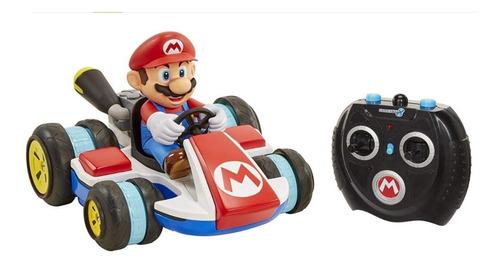 Imagen 1 de 3 de Coche De Control Remoto Anti-gravedad Mario Kart 8 Nintendo