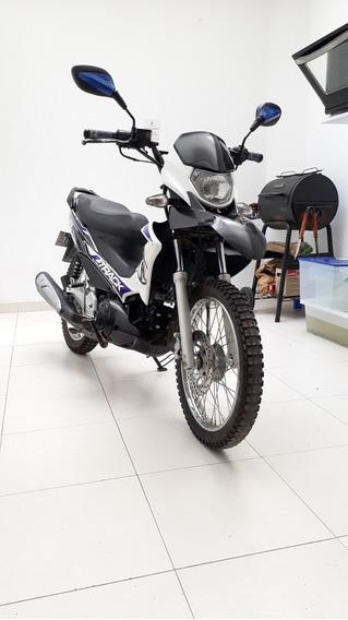 Moto Kymco Track 125cc 2017, Solo 6.990km