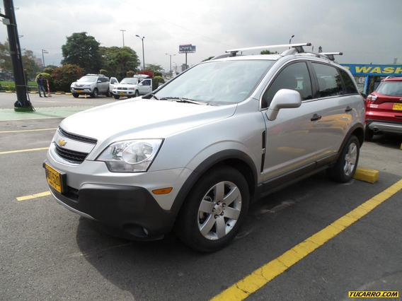 Chevrolet Captiva Sport At 2400cc 4x2