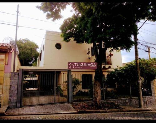 Sobrado Com 3 Dormitórios À Venda, 268 M² Por R$ 1.200.000,00 - Vila Rosália - Guarulhos/sp - So1063