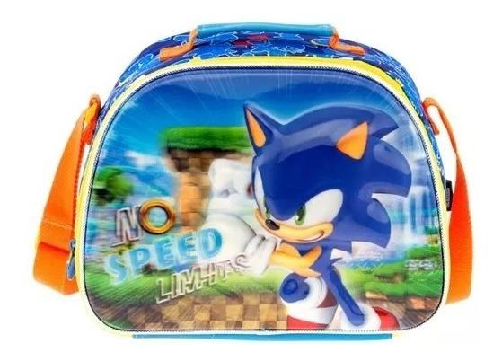 Lonchera Escolar Sonic Tz595