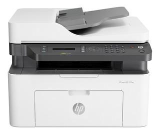 Impresora Hp Laser Multifuncion M137fnw