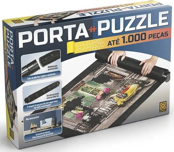 Porta-puzzle Quebra Cabeça Até 1000 Peças Grow Original