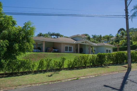 Casa Residencial Em Bragança Paulista - Sp - Ca0404