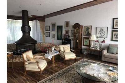 Casa En Venta En Av De Las Fuentes, Tecamachalco