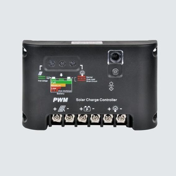 Controlador De Carga Sunenergy Kt1240, 40a 12/24v