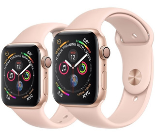 Apple Watch Series 4 (40mm, Rosado, Gold, Gps, Bluetooth)