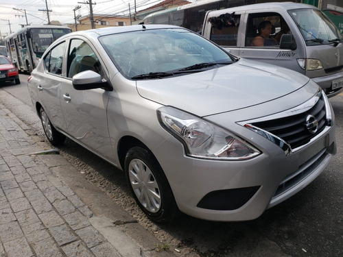 Nissan V-drive Cvt 1.6 2021  0km Oportunidade Uber 99 Pop -