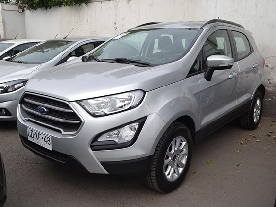 Ford Ecosport At 2019
