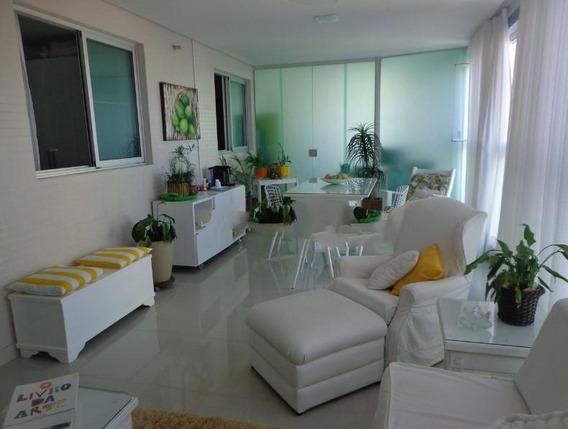 Apartamento Em Itapuã, Vila Velha/es De 142m² 4 Quartos À Venda Por R$ 799.000,00 - Ap264368