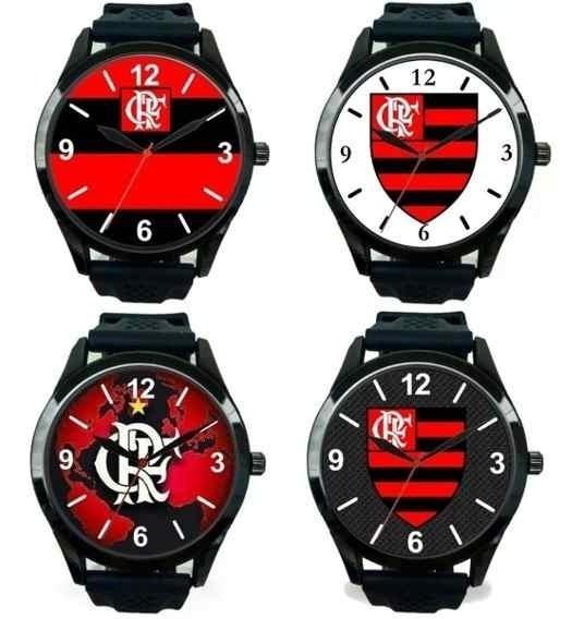 Relogios Personalizado Flamengo Masculino Ft T238