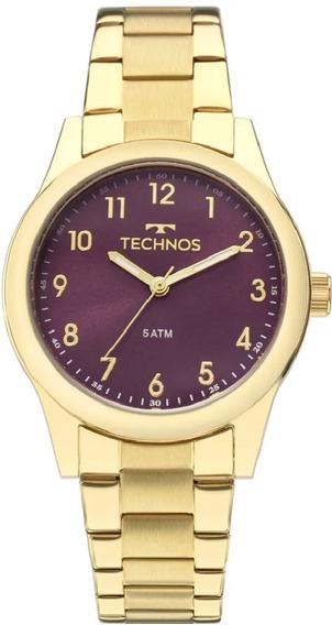 Relógio Technos Feminino Elegance Boutique 2035mkm/4g