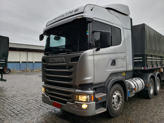 Scania R440 Highline 6x2 Ano 2016/2017 Retarder =volvo 460